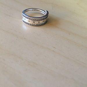 Flipping Hearts of Pandora Ring